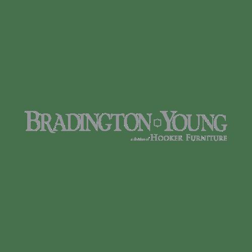 bradington young logo. Simple Young Brandbradington Inside Bradington Young Logo R