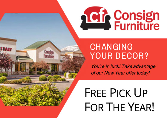 Free Pickup Consign Furniture