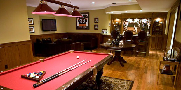 Give Dad a Man Cave this Father's Day!