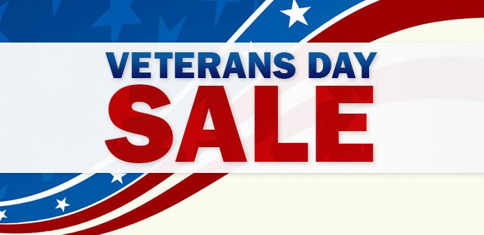 Veterans Day Savings At Consign Furniture